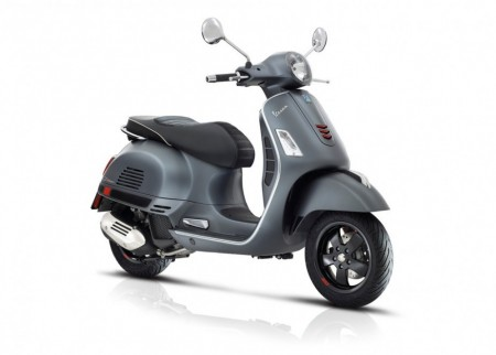 VESPA  GTS SUPERSPORT 125 ABS E4
