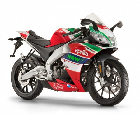 APRILIA RS125 GP E4 REPLICA